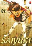Saiyuki (manga) volume / tome 6
