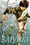 Saiyuki (manga) volume / tome 8