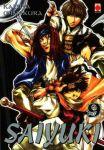 Saiyuki (manga) volume / tome 9