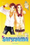 Saruyama (manga) volume / tome 1