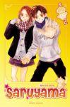 Saruyama (manga) volume / tome 2