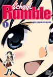 School Rumble (manga) volume / tome 1