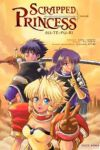 Scrapped Princess (manga) volume / tome 4
