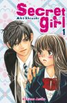 Secret Girl (manga) volume / tome 1