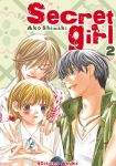 Secret Girl (manga) volume / tome 2