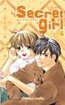 Secret Girl (manga) volume / tome 4