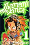 Shaman king (manga) volume / tome 1