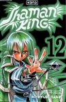 Shaman king (manga) volume / tome 12