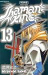 Shaman king (manga) volume / tome 13