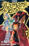 Shaman king (manga) volume / tome 15
