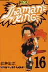 Shaman king (manga) volume / tome 16