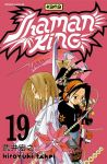 Shaman king (manga) volume / tome 19