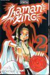 Shaman king (manga) volume / tome 2