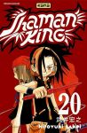 Shaman king (manga) volume / tome 20