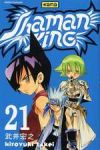 Shaman king (manga) volume / tome 21