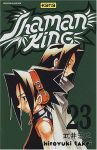 Shaman king (manga) volume / tome 23