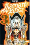 Shaman king (manga) volume / tome 3