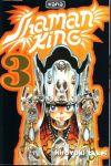 Shaman king (manga) volume / tome 3