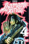 Shaman king (manga) volume / tome 4