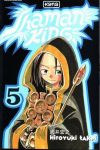 Shaman king (manga) volume / tome 5