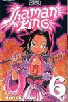 Shaman king (manga) volume / tome 6