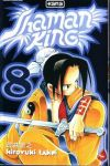 Shaman king (manga) volume / tome 8