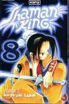 Shaman king (manga) volume / tome 8