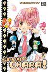 Shugo Chara ! (manga) volume / tome 11