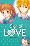 Sign of Love (manga) volume / tome 2