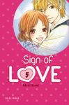 Sign of Love (manga) volume / tome 5