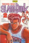 Slam Dunk (manga) volume / tome 2