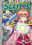 Slayers - The Knight of Aqua Lord (manga) volume / tome 1
