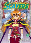 Slayers - The Knight of Aqua Lord (manga) volume / tome 3