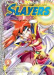 Slayers - The Knight of Aqua Lord (manga) volume / tome 5