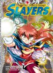 Slayers - The Knight of Aqua Lord (manga) volume / tome 6