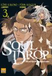 Soul Drop - Investigations Spectrales (manga) volume / tome 3