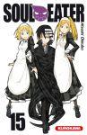 Soul Eater (manga) volume / tome 15