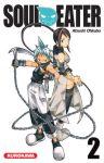 Soul Eater (manga) volume / tome 2