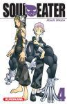 Soul Eater (manga) volume / tome 4