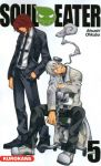 Soul Eater (manga) volume / tome 5