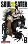 Soul Eater (manga) volume / tome 9