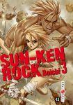 Sun Ken Rock (manga) volume / tome 3