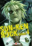 Sun Ken Rock (manga) volume / tome 4