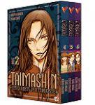 Taimashin (manga) volume / tome 4