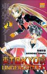 Tôkyô Underground (manga) volume / tome 1