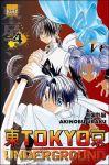 Tôkyô Underground (manga) volume / tome 4