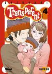 Transparent (manga) volume / tome 4