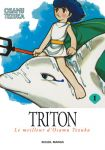 Triton (manga) volume / tome 1
