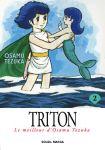 Triton (manga) volume / tome 2
