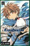 Tsubasa RESERVoir CHRoNiCLE (manga) volume / tome 21